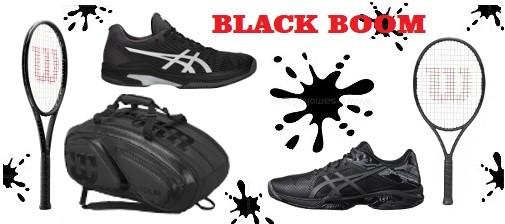 BLACK BOOM! Černé není nikdy dost!