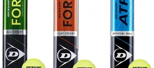 Tennisbälle Dunlop AKTION ab 89 €