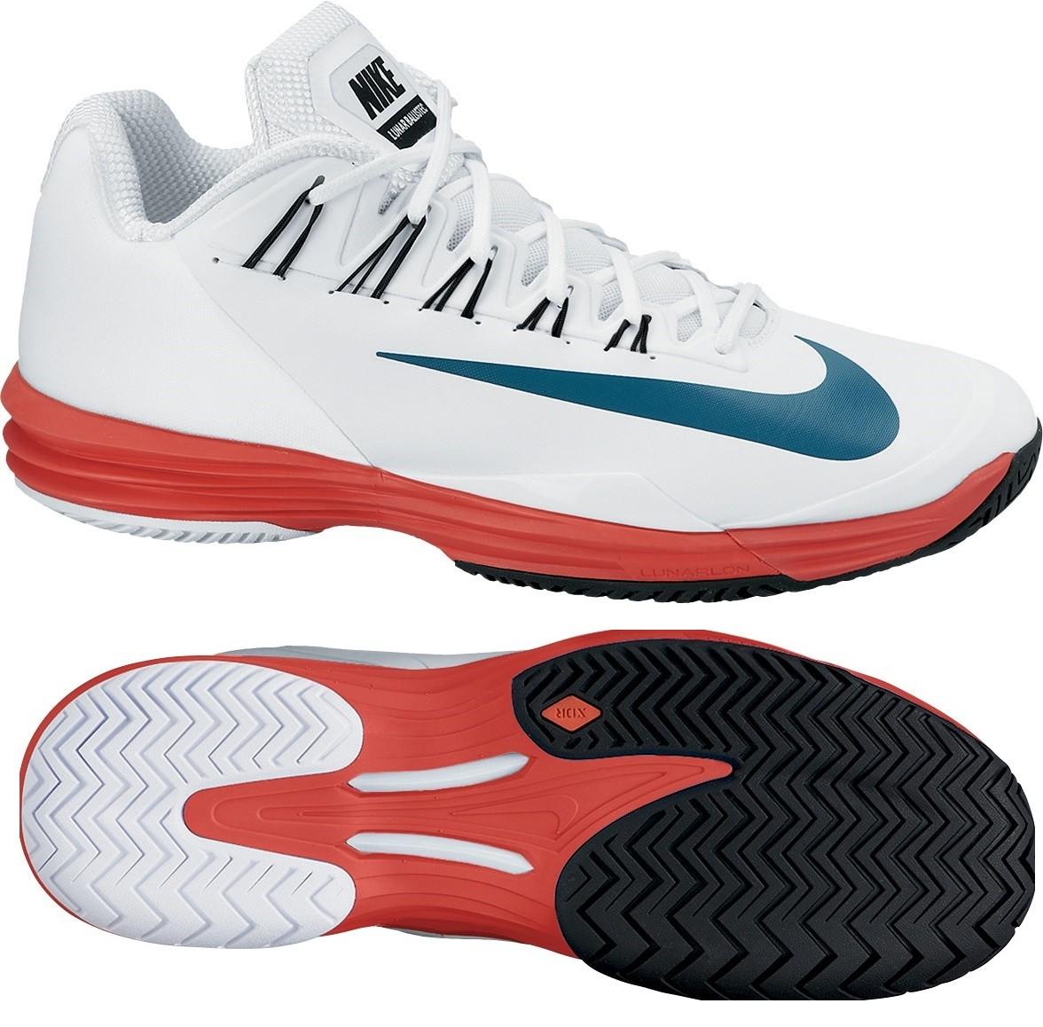 tenisová obuv NIKE LUNAR BALLISTEC bílá 631653-136 2e4b437197