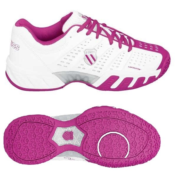 dětské tenisky K-Swiss Bigshot Light Omni junior růžová 83028191 bc31ffc476