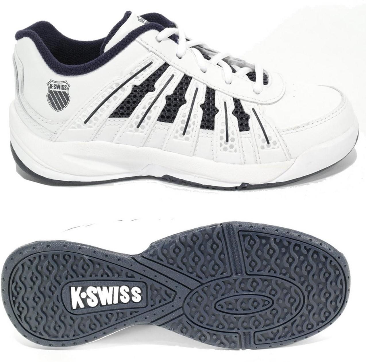 dětská tenisová obuv K-SWISS OPTIM II OMNI 82480167 71d363b20f