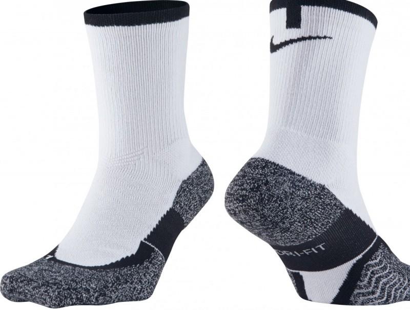 Tenisové ponožky Nike ELITE Crew SX4935-110 bílé 9f8fa9bc33