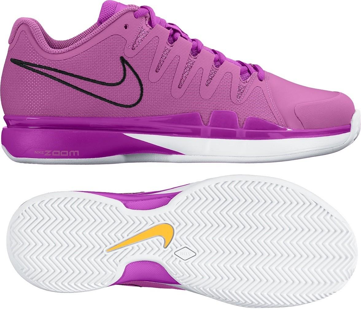 Dámská antuková obuv Nike ZOOM VAPOR 9.5 TOUR Clay 649087-505 fialová f9132b8375