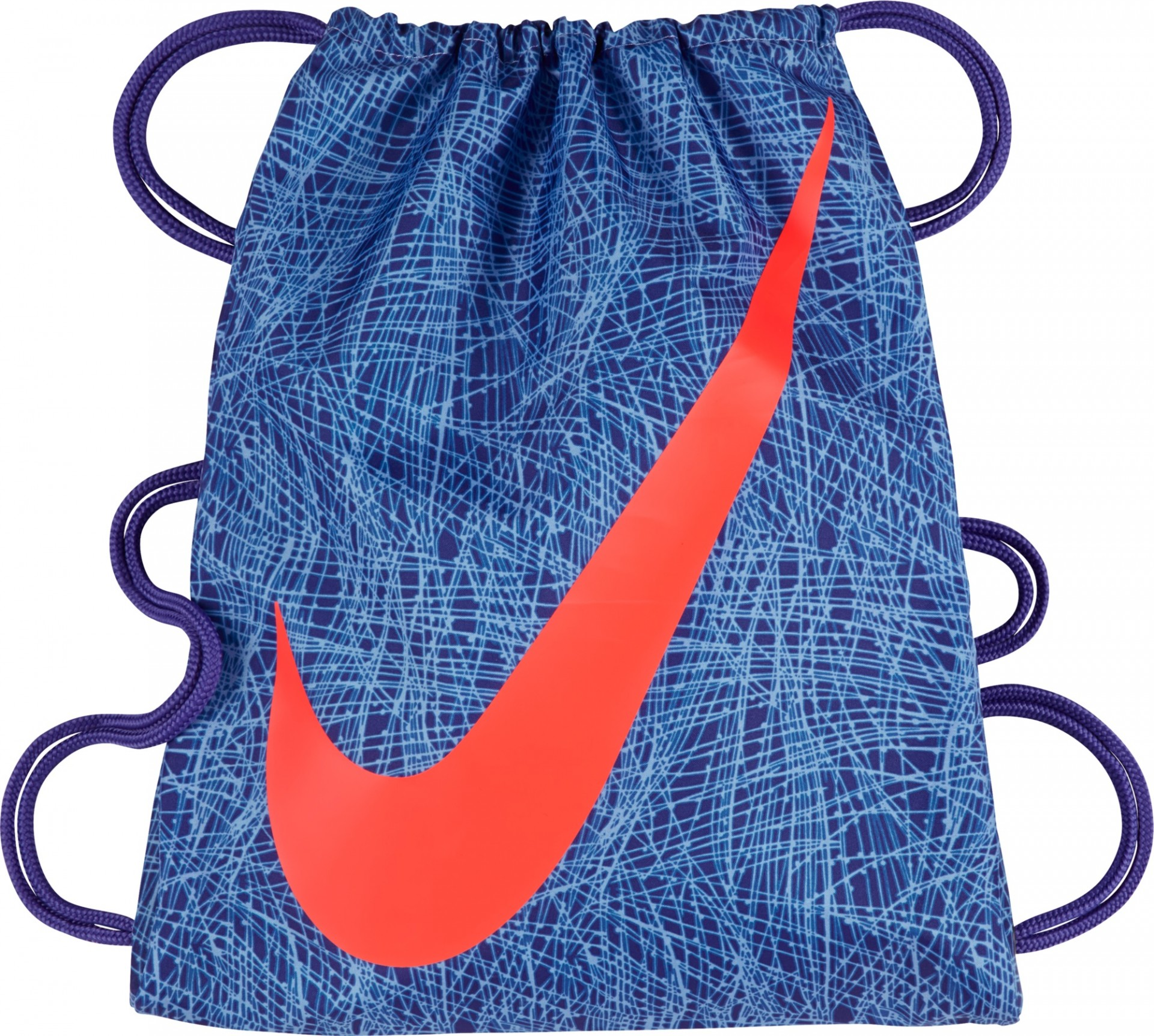 0794864a18b Nike GymSack - batůžek - taška na boty BA5120-486 modrý