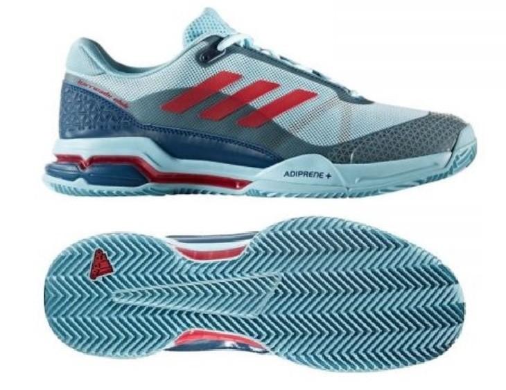 Tenisová obuv Adidas Barricade Club Clay BA9155  bf10c5b70e