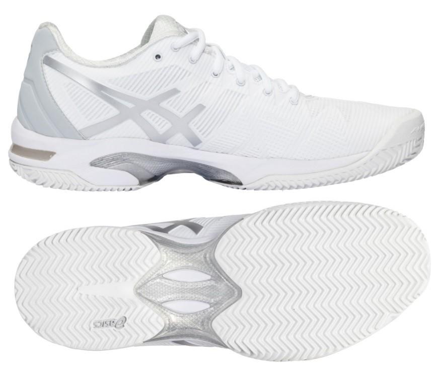 Dámská tenisová obuv Asics Gel Solution Speed 3 Clay E651N-0193 4a724a7897