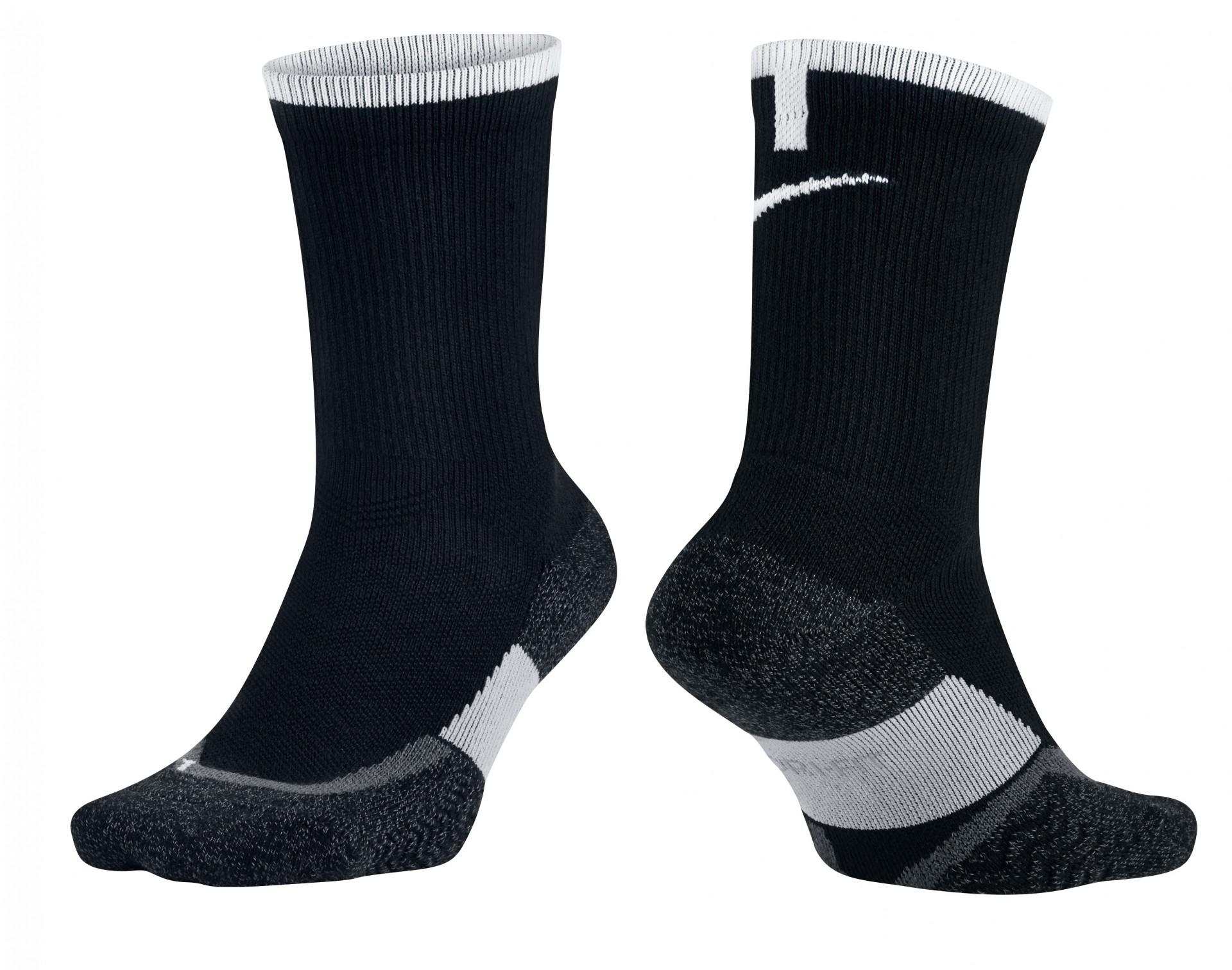 4528cbaf256 Tenisové ponožky Nike ELITE Crew SX4935-011 černé