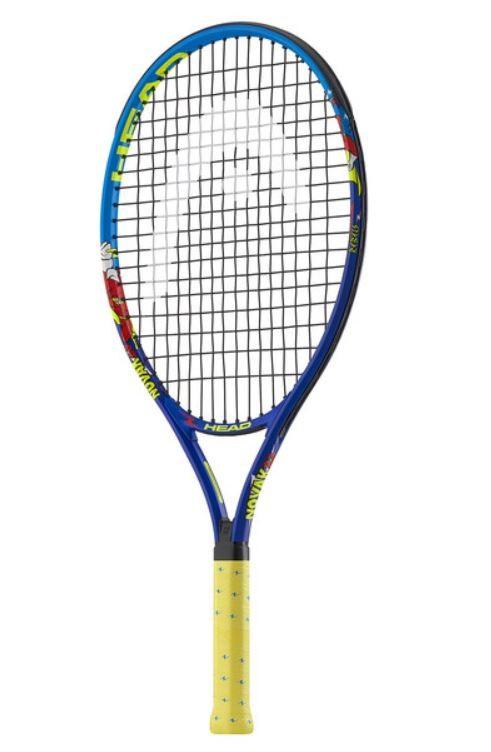 Dětská tenisová raketa Head Novak 23 2018 0c21adf9540