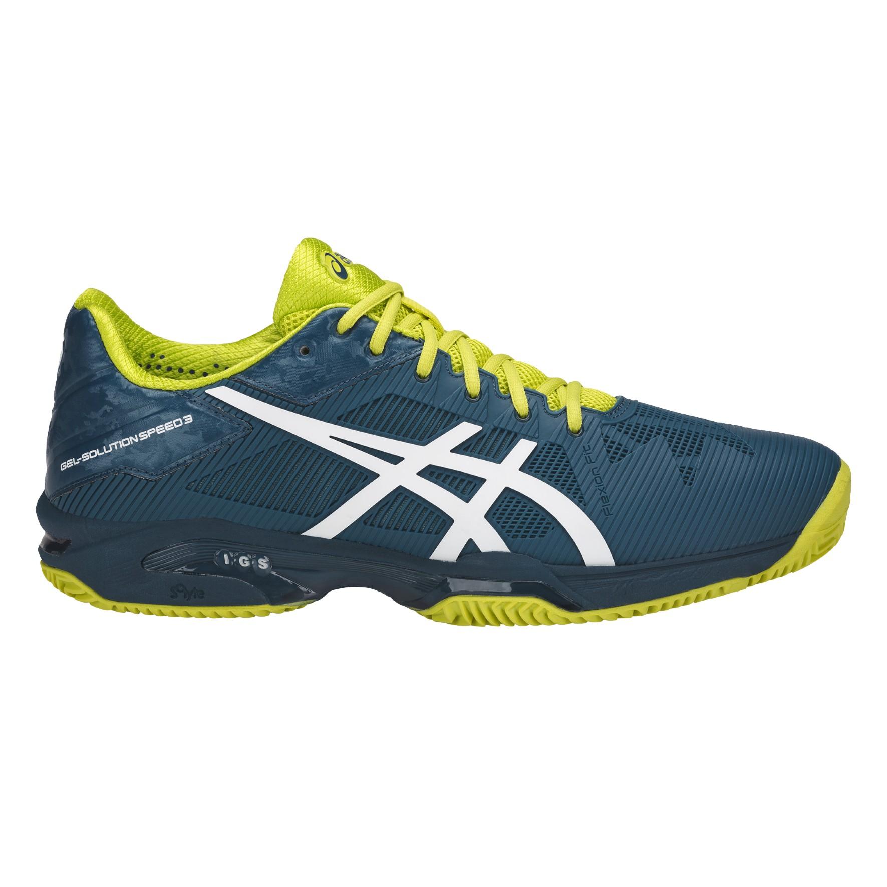 Tenisová obuv Asics Gel Solution Speed 3 Clay E601N-4501 modrá 10bdd6a3c2