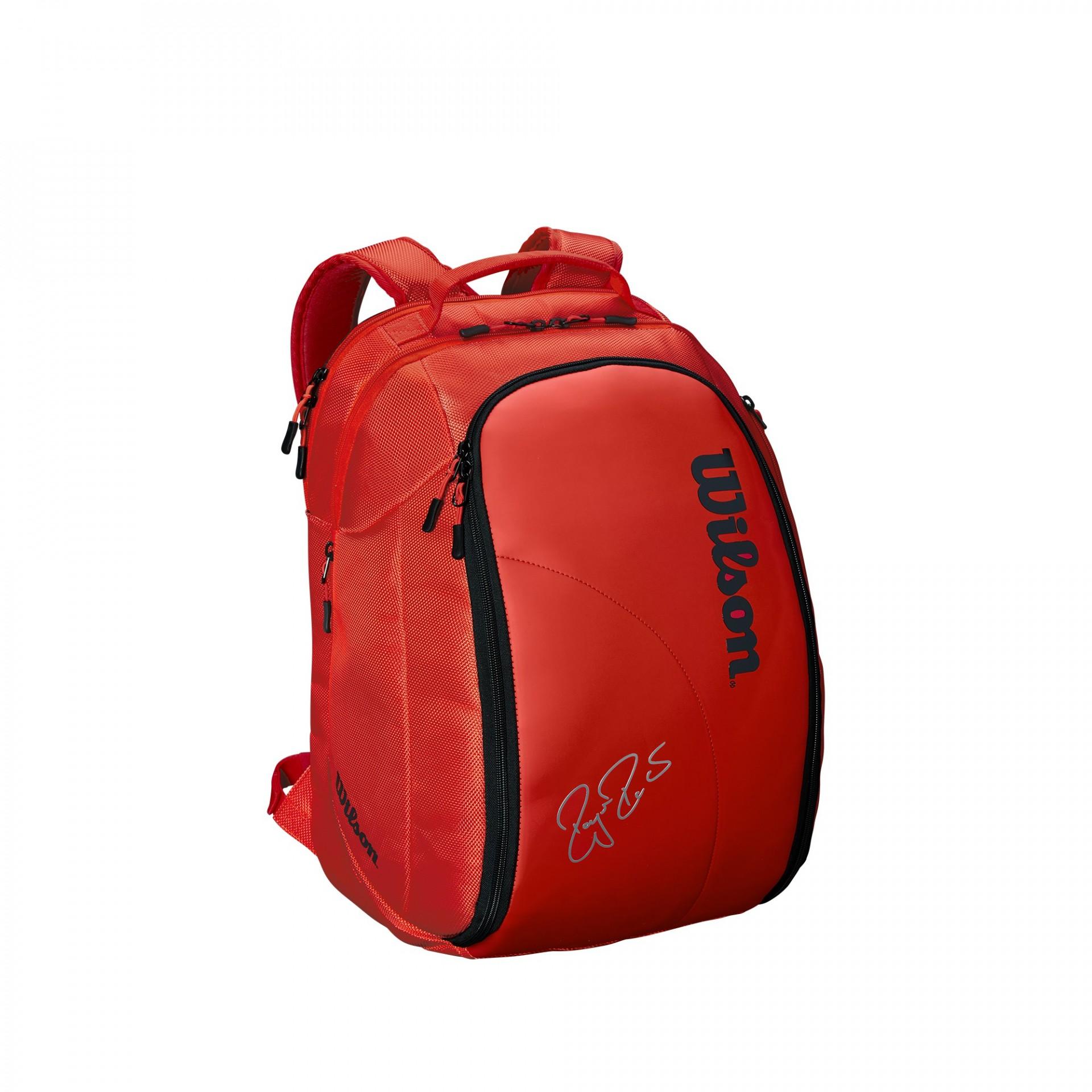 00e9639d46915 Rucksack Wilson Federer DNA backpack