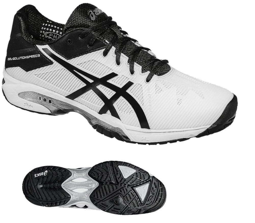 Tenisová obuv Asics Gel Solution Speed 3 E600N-0190 56db7b320af