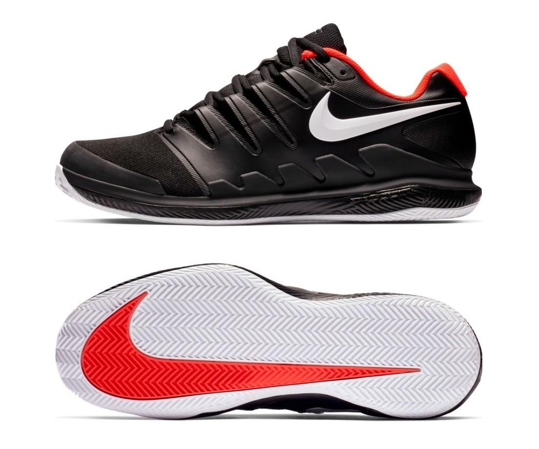 8a47aeaef40 Tenisová obuv Nike Air Zoom Vapor X Clay AA8021-016 černá