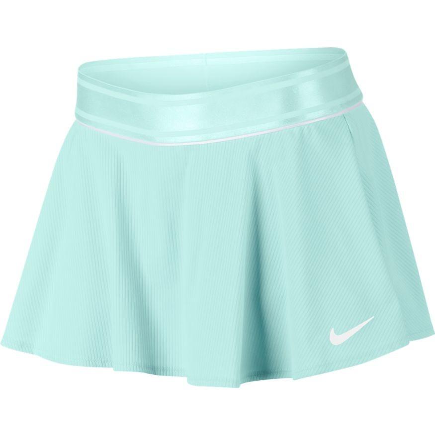 97dea03d5c09 Dívčí tenisová sukně Nike Court DriFit Skirt AR2349-336 světle zelená
