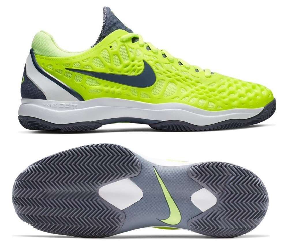 Herren Tennisschuhe Nike Air Zoom Cage 3 Cly | Tennislife.at