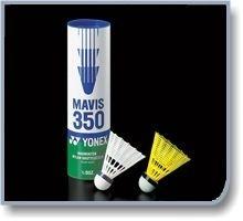 Badmintonové košíky YONEX MAVIS 350