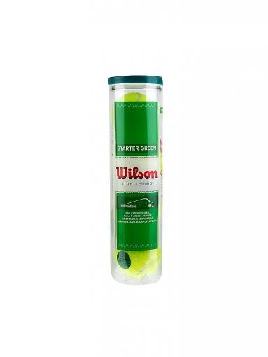 Tenisové míče junior WILSON STARTER Play 4 ks