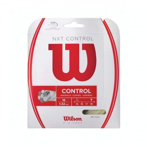 Tenisový výplet Wilson NXT Control 12 m