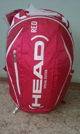 Tenisový batoh Head Red Backpack