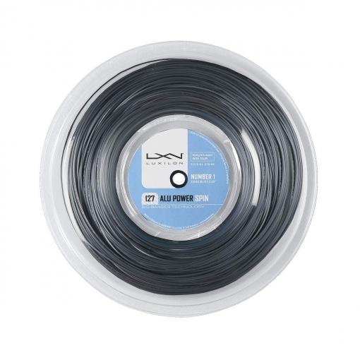 Tenisový výplet Luxilon Alu Power Spin 1,27mm 220m