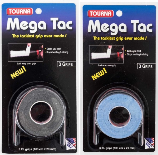 Vrchní omotávka Tourna Mega Tac 3 XL