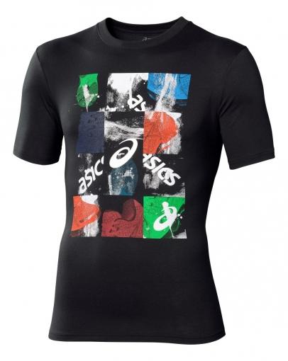 Pánské tričko Asics Marathon Tee 113992-0904 černé