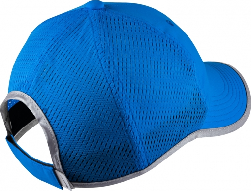 ebd6d45321e ... dámská kšiltovka Nike Run Knit Mesh Cap 810138-406 modrá