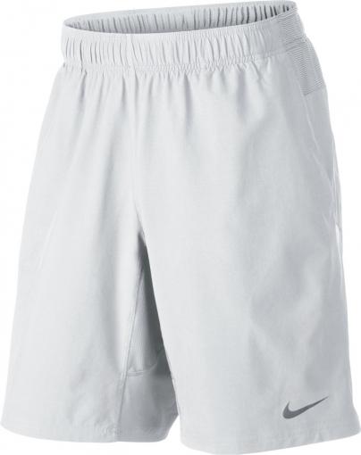 Tenisové kraťasy Nike Gladiator 10 546511-100 bílé