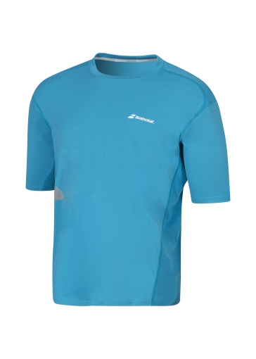 Dětské tričko Babolat Flag Core Tshirt 3BS16012 modré