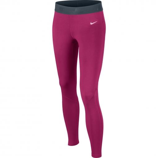 Dívčí legíny Nike Pro Hyperwarm Tights 615979-679 růžové
