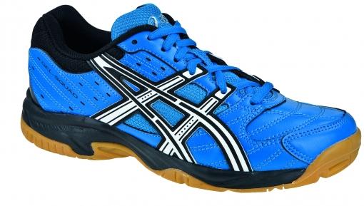 467eb376581 ... Dětská sálová - halová obuv Asics Gel Squad GS C336Y-4201 modré ...