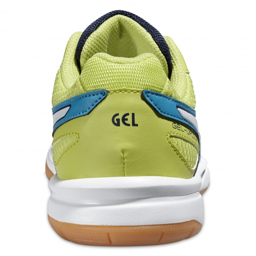 ff7833da59b ... Dětská sálová - halová obuv Asics Gel Upcourt GS C413N-4201  modro-zelená ...