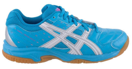 c28975dc338 ... Dívčí sálová - halová obuv Asics Gel Squad GS C336Y-4001 modré ...