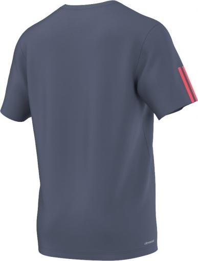 5c79990a4da1 Tenisové tričko Adidas Barricade Tee AP4771 šedé Tenisové tričko Adidas  Barricade Tee AP4771 šedé