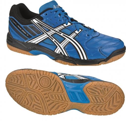 Halová - sálová obuv Asics Gel Squad E330Y-4201 modrá