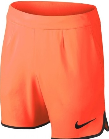 Dětské kraťasy Nike Flex Gladiator Shorts 832328-890 oranžové