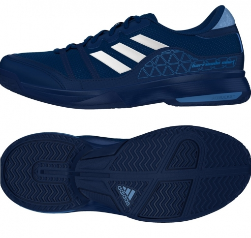 Tenisová obuv Adidas Barricade Court BA9151 modré