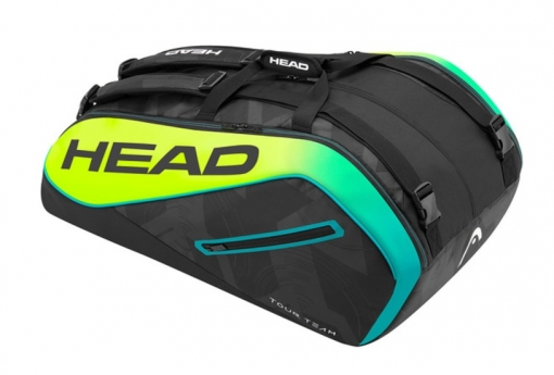 Tenisový bag Head Extreme 12R Monstercombi