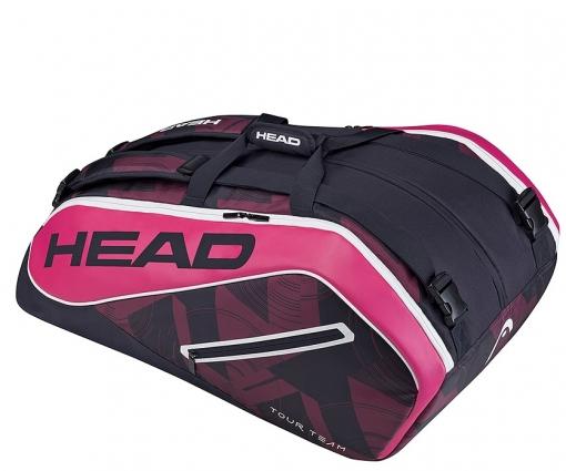 Tenisový bag HEAD TOUR TEAM 12R Monstercombi  růžový