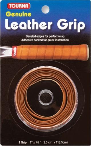 Základní omotávka Tourna Genuino Leather Grip