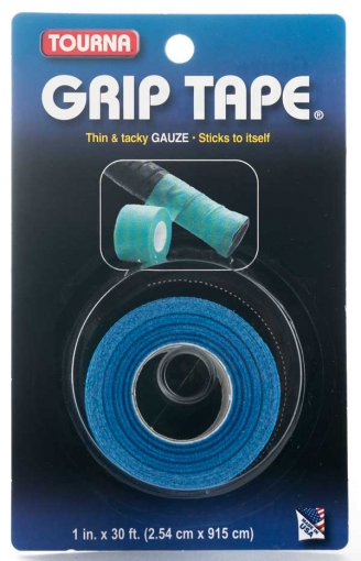 Páska Tourna Gauze Grip Tape modrá
