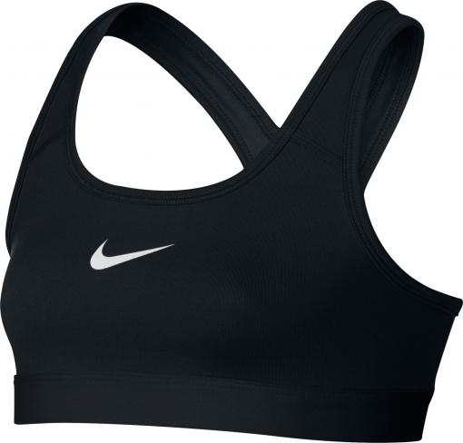 Dívčí sportovní podprsenka Nike Pro Bra Classic 819727-010 černá
