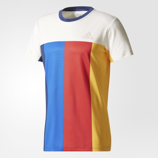 Tenisové tričko Adidas NEW YORK T-SHIRT BR3561