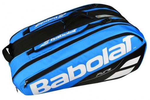 Tenisový bag Babolat Pure Drive X12 modrý 2018 (751169)