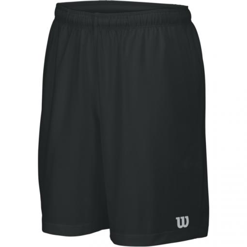 Dětské kraťasy Wilson Core 7 Woven Short WRA752103 černé