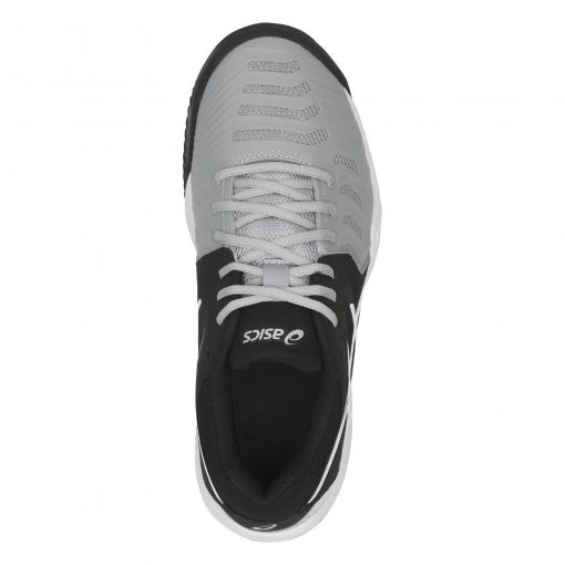 ... Dětská tenisová obuv Asics Gel Resolution 7 Clay GS C800Y-9690 šedá ... b49ed78339