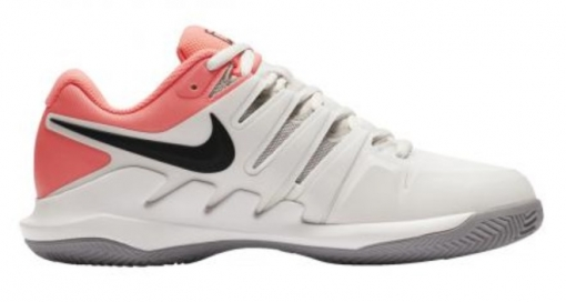 ... Dámská tenisová obuv Nike Air Zoom Vapor X Clay AA8025-001 bílo-růžová  ... a306c5da12