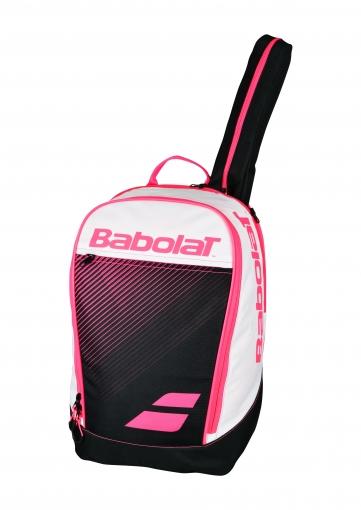 Tenisový batoh Babolat Classic Club Backpack růžový 753072-156