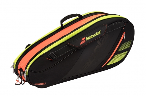 Tenisová taška Babolat Team Line Racket Holder EXPANDABLE barevná