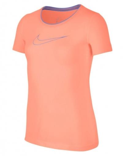 Dívčí tričko Nike Pro Top 890230-827