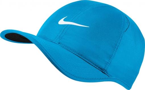 Kšiltovka Nike Feather Light 679421-482 modrá